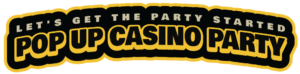 pop up casino party Sacramento