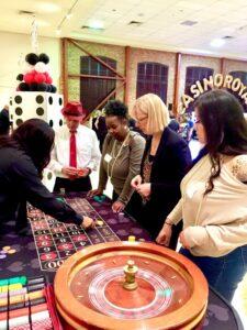 Casino Party in Sacramento, California