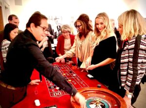 Casino Themed Casino Party in Sacramento