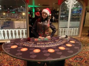 Pop Up Casino Party Dealers