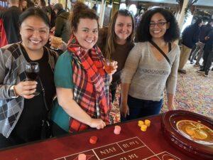 Pop Up Casino Party Sacramento, California. Roulette