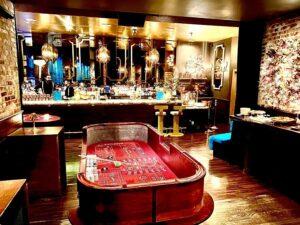 Bay Area Casino Parties-Craps Table